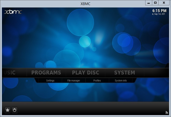 xbmc-chinese-system-settings